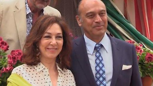 Ana Rosa Quintana rompe su silencio tras la detención de su marido
