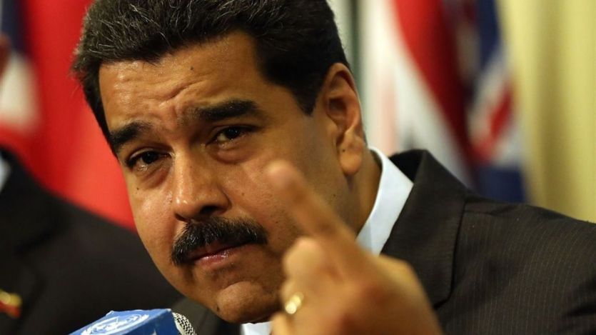 El Gobierno Sánchez condena el atentado contra Maduro