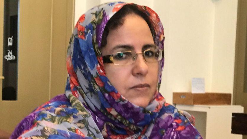 Galia Lebchir: 'Pedro Sánchez nos ha traicionado a los saharauis como todos los gobiernos españoles'