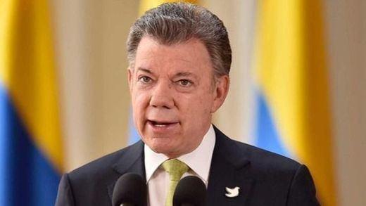 Maduro asegura tener pruebas que vincularían a Juan Manuel Santos con su atentado
