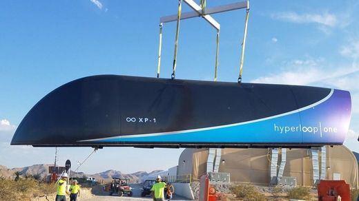 España será pionera con el tren que 'vuela' a 1.200 km/h: el Hyperloop