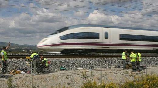 Listos 290 millones para soterrar las vías del AVE en Murcia