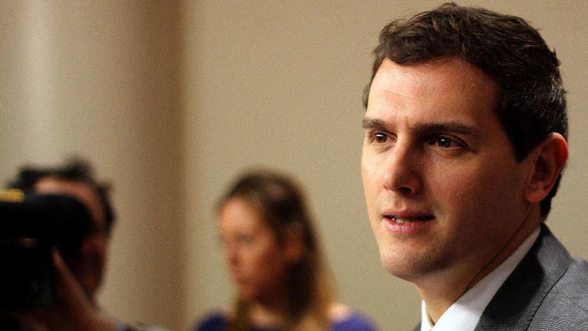 Rivera: 'Sánchez prefiere estar al servicio de los nacionalistas'