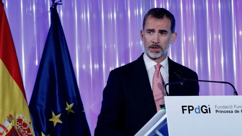 Las organizaciones independentistas ANC y Òmnium Cultural ofrecen una tregua al Rey para el homenaje a las víctimas de los atentados de Cataluña
