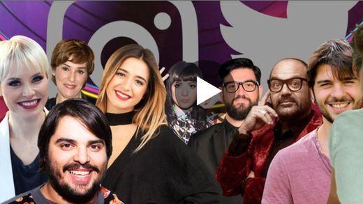 Los 9 famosos que concursarán en la nueva edición de 'Tu cara me suena'