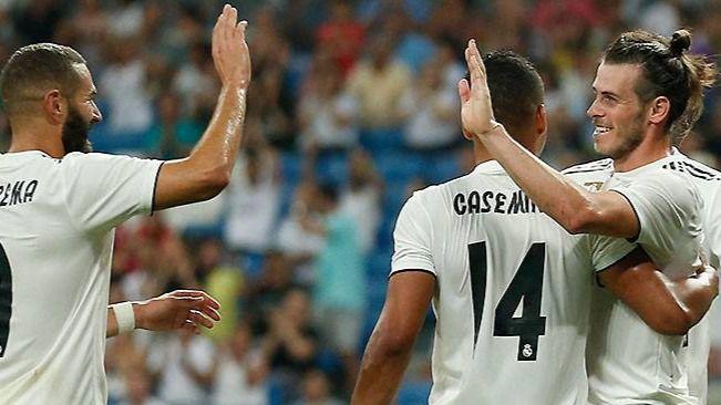 El Madrid acaba los ensayos a tope: 3-1 al Milan y buenas sensaciones sin ningún fichaje de inicio