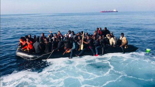 España sufre la mayor crisis migratoria de la última década