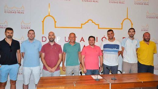 Fuente Diputación Ciudad Real
