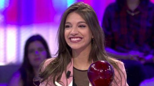 Ana Guerra y su arrollador paso por 'Pasapalabra'