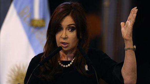 Registrado el edificio de Cristina Fernández por un escándalo de sobornos durante su gobierno