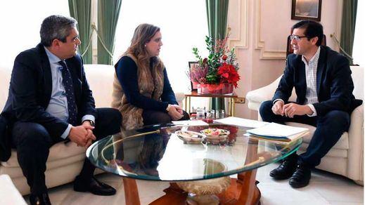 Agudo recibe 15.000 euros de la Diputación para el adecentamiento de parques y jardines y vías públicas