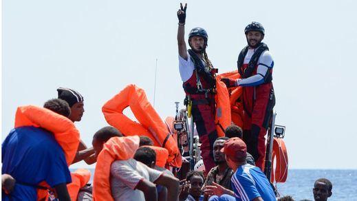 Los migrantes del 'Aquarius' serán acogidos por 6 países europeos, entre ellos, España