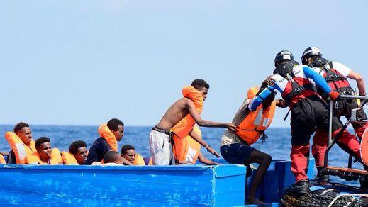 La situación de los nuevos migrantes del 'Aquarius',