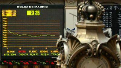 Nueva caída del Ibex a pesar del respiro que ha dado la crisis de Turquía