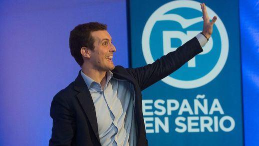 Casado bate a Rivera: el PP se recupera frente a Ciudadanos mientras el PSOE de Sánchez reina