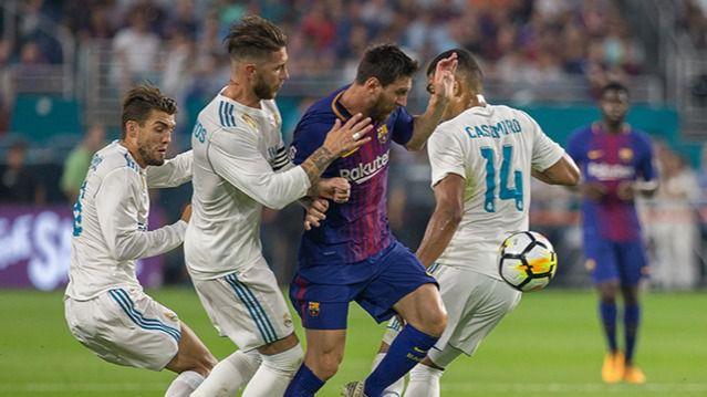 Barça y Real Madrid jugarán partidos de Liga en Estados Unidos desde esta misma temporada