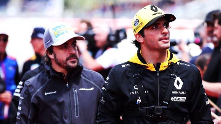 McLaren ficha a Carlos Sainz como sustituto de Fernando Alonso