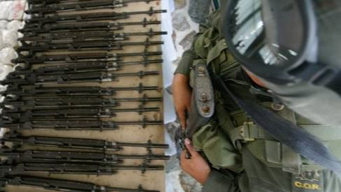El Gobierno asegura que no vende armas a países que las usen contra la población civil