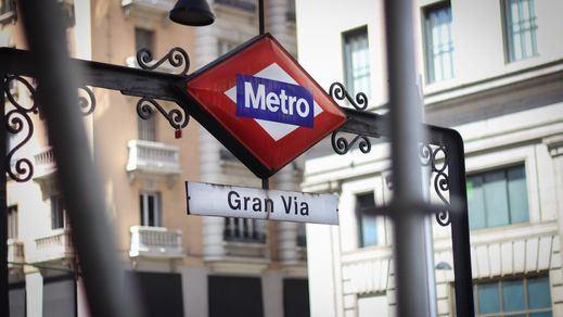 Cierra la mítica estación de metro de Gran Vía durante 8 meses por obras