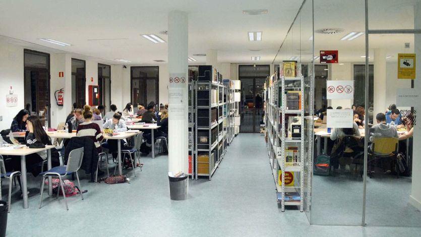 Biblioteca Municipal Almudena Grandes