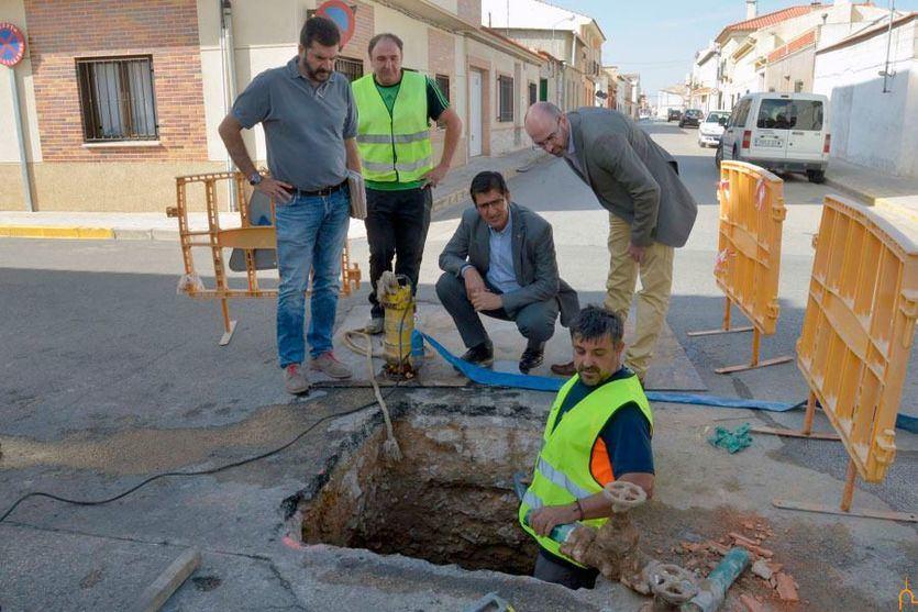 Argamasilla de Alba contará con 20.000 Euros más para la renovación de la red de agua potable