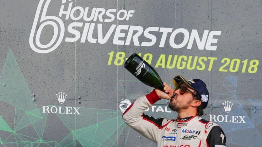 Anulan la victoria de Fernando Alonso en las 6 horas de Silverstone