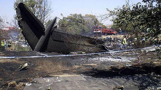 Mudos una década después: sin respuesta al accidente de Spanair