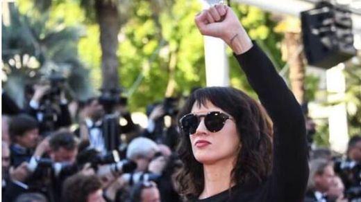 Asia Argento, impulsora del 'Me Too', acusada de abuso sexual a un actor menor de edad