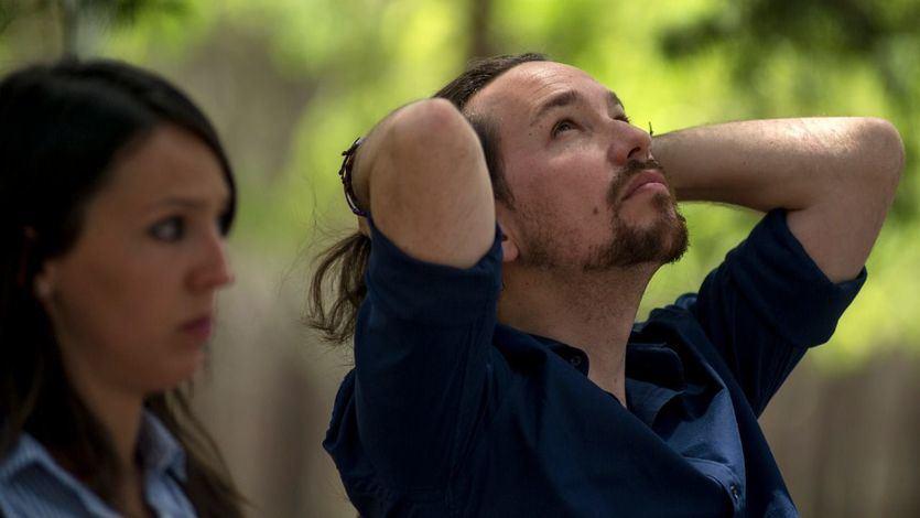 El run run de una posible retirada de Pablo Iglesias ya golpea a Podemos, un partido de capa caída