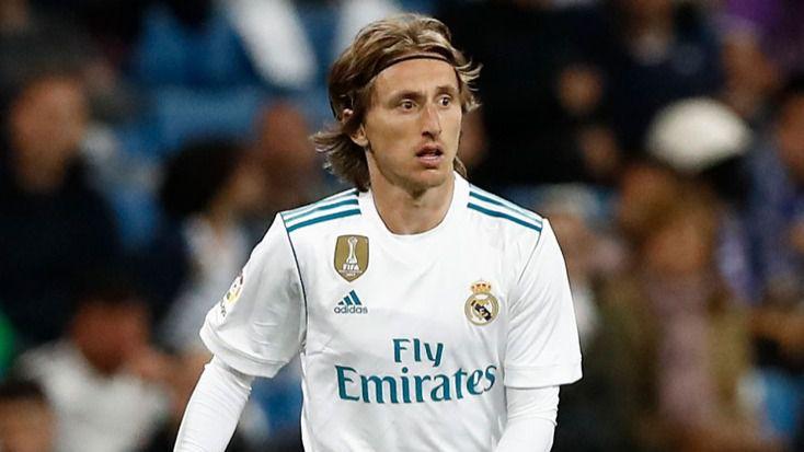 Los agentes de Modric fueron los causantes del lío con el Inter de Milán