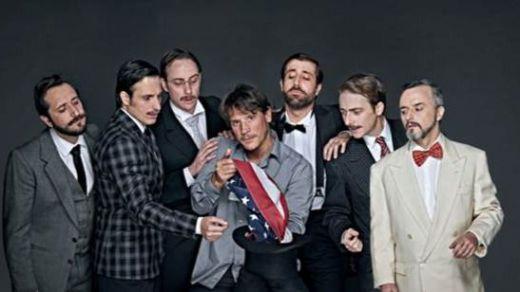 El polifacético Peris-Mencheta convierte en teatro y música la estafa de Lehman Brothers