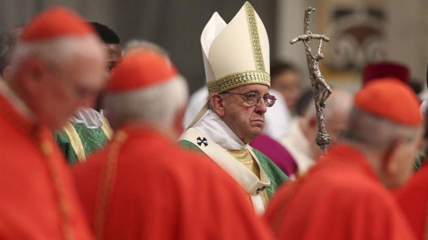 Un ex embajador del Vaticano acusa al Papa Francisco de encubrir a McCarrick: 'Conocía los abusos desde 2013'