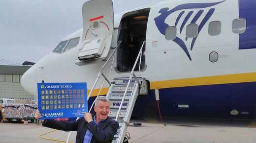 Ryanair debería pagar hasta 33 millones en compensaciones por las huelgas de verano
