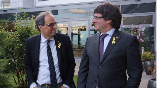 La querella de Puigdemont contra Llarena se basa en una 'mala' traducción de las palabras del juez