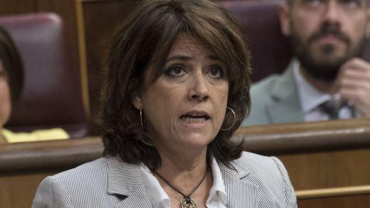 La ministra Delgado será la primera del Gobierno Sánchez en ser reprobada