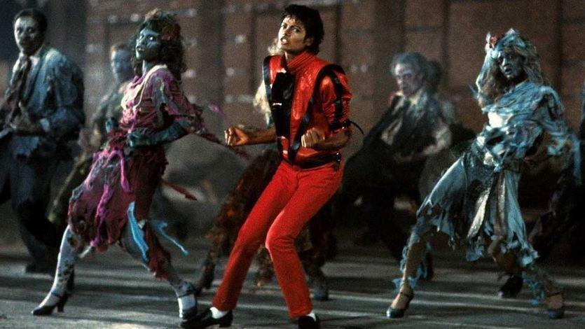 Los 5 mejores discos de Michael Jackson