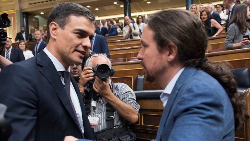 La tan manida subida de impuestos a las rentas altas podría llegar por un acuerdo con Podemos para los Presupuestos