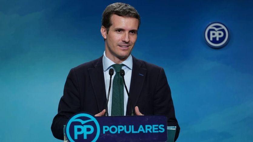 Casado ve 'insolidario' subir el IRPF a las rentas más altas