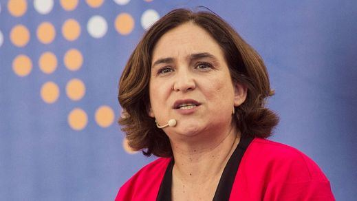 Ada Colau pide no colocar lazos amarillos en bosques o parques e insiste en que no es independentista
