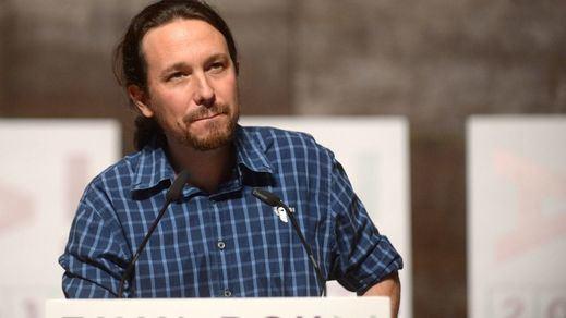 Pablo Iglesias reaparece tras un tiempo apartado de la primera línea por su prematura paternidad