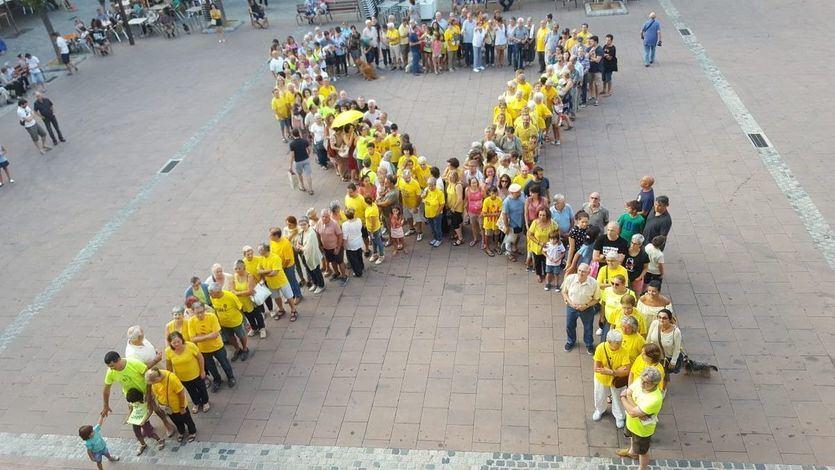La solución del PP para acabar con la crisis de los lazos amarillos: prohibirlos por ley