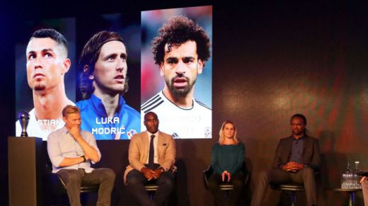 Modric volverá a luchar con Cristiano por un premio: el The Best FIFA