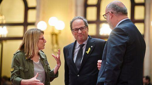 El Govern catalán descarta la oferta de Sánchez de votar un nuevo Estatut