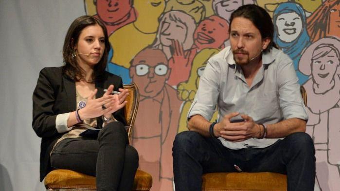 Pablo Iglesias e Irene Montero regresan agradeciendo el apoyo por la situación de sus hijos