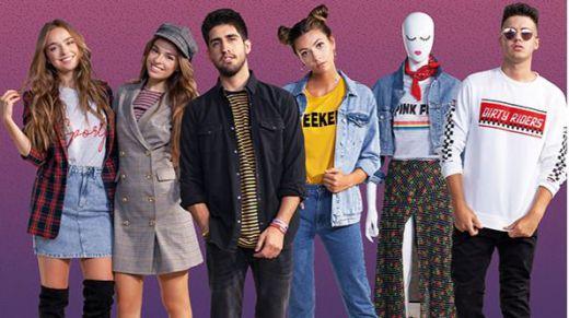 El Corte Inglés vuelve a apostar por la serie 'Pipol In Da House' para presentar su moda de joven
