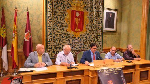 'Cuenca Histórica', que se celebrará del 7 al 9 de septiembre en el Casco Antiguo de la ciudad.