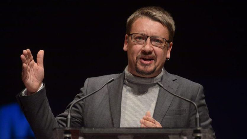 El inesperado adiós político de Xavier Domènech, harto de la confrontación política en Cataluña