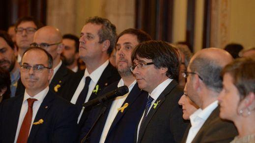 El Supremo rechaza todas las recusaciones a los jueces del procés soberanista catalán