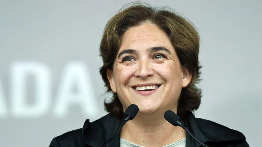 Ada Colau reconoce que también ha pensado en renunciar, como Domènech
