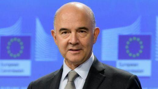 Moscovici confía en el Gobierno español pero exige